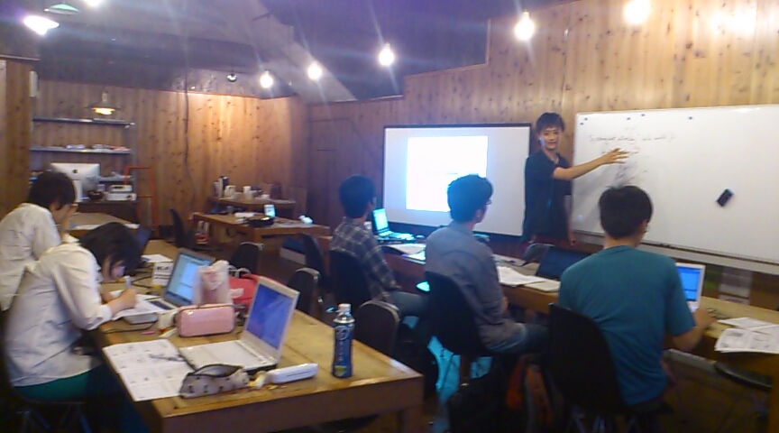 Java講習会の開催(2013)