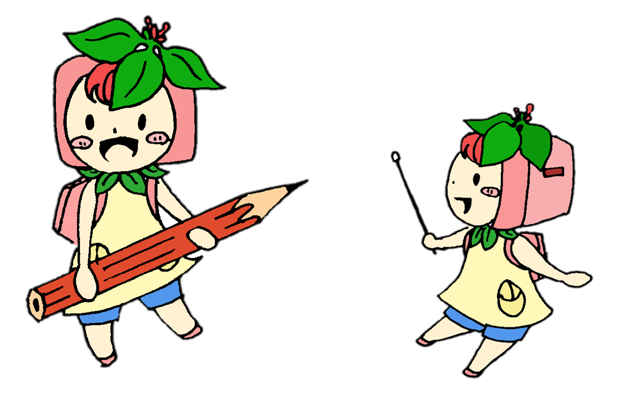 ArkOakマスコットキャラクター
