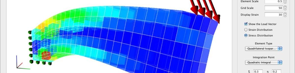 三次元有限要素解析ソフト